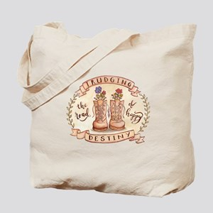 Trudging the Road Tote Bag