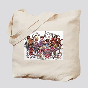 Cowsill 1960s Cartoon Tote Bag
