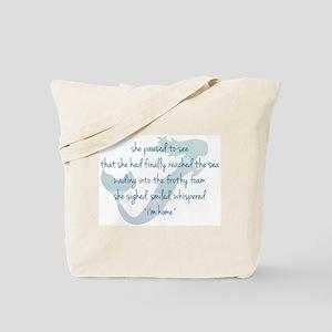 Mermaid Watercolor Tote Bag