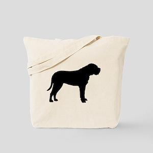 Bullmastiff Dog Breed Tote Bag
