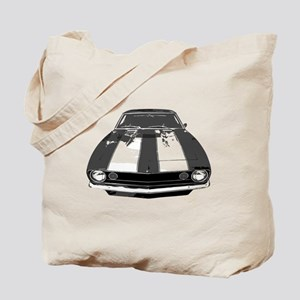 67 Camaro Tote Bag
