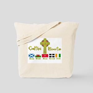 My Celtic Heritage. Tote Bag