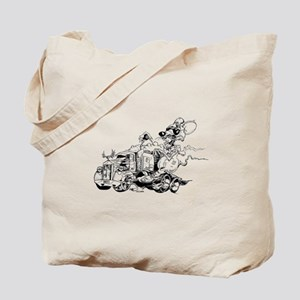 Kenny The Rat Tote Bag