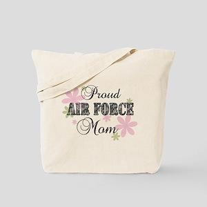 Air Force Mom [fl camo] Tote Bag