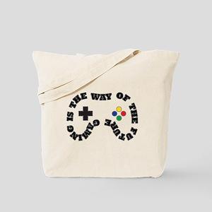 Future Gaming Tote Bag