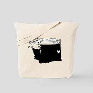 Spokane Tote Bag