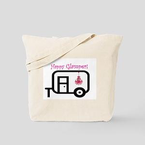 Happy Glamper! Tote Bag