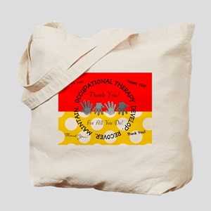 OT Thank You Cards Tote Bag