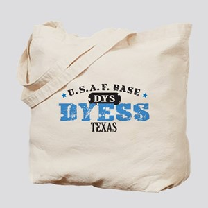 Dyess Air Force Base Tote Bag