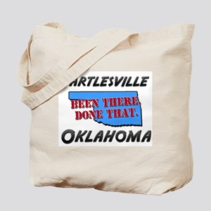 bartlesville oklahoma - been there, done that Tote