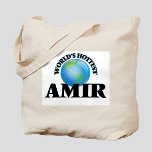 World's Hottest Amir Tote Bag