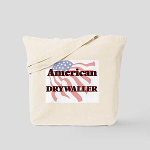 American Drywaller Tote Bag