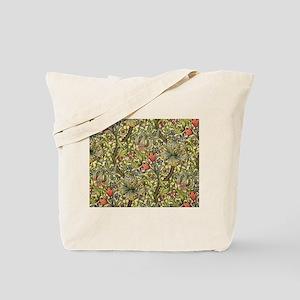 Morris Golden Lily Minor Design Tote Bag