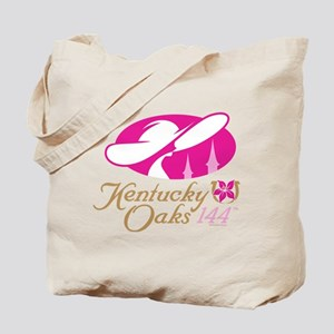 Official KY Oaks Logo Tote Bag
