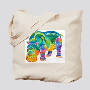 Most Popular HIPPO Tote Bag