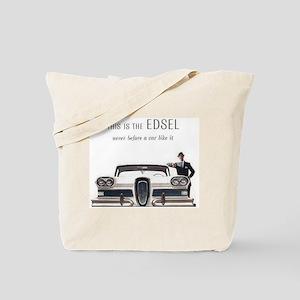 1958 Edsel Tote Bag
