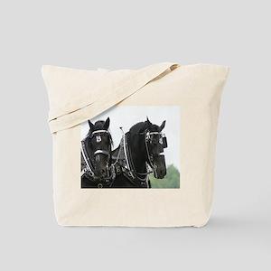 Percheron Tote Bag