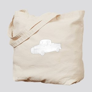 Ford Pickup 1940 Tote Bag