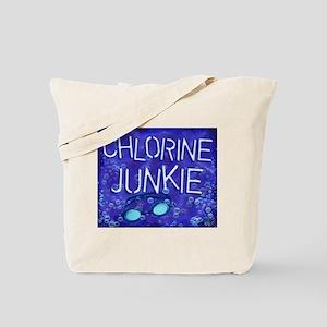 ChlorineJunkie3 Tote Bag