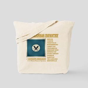 8th Arkansas Infantry (BH2) Tote Bag