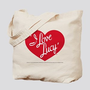 I Love Lucy: Logo Tote Bag