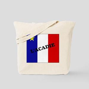 L'Acadie Tote Bag