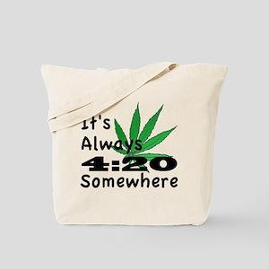 420 Tote Bag