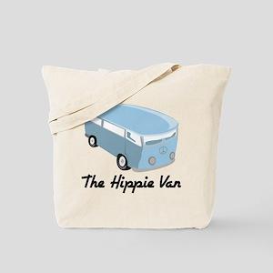 The Hippie Van Tote Bag