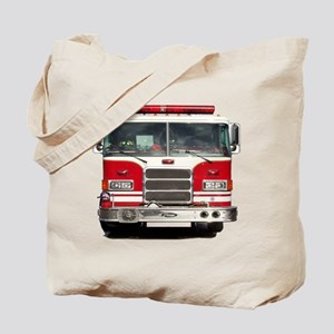 PIERCE FIRE TRUCK Tote Bag