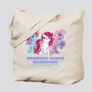 My Little Pony Retro Friends Shine Togeth Tote Bag