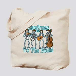 Bluegrass Bones! Tote Bag