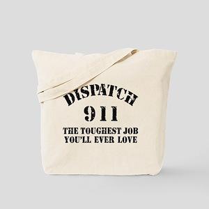 Tough Job 911 Tote Bag