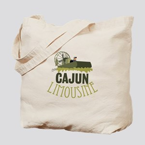 Cajun Limousine Tote Bag