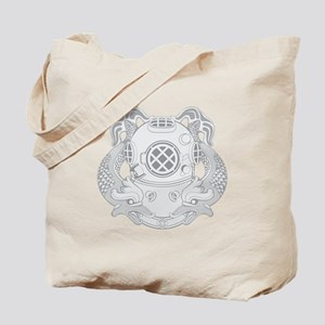 First Class Diver Tote Bag