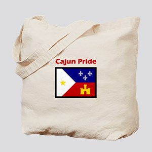ACADIANA CAJUN PRIDE Tote Bag