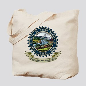 South Dakota Seal Tote Bag