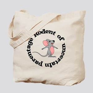 Rat Bastard Tote Bag