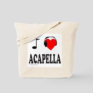 ACAPPELLA Tote Bag