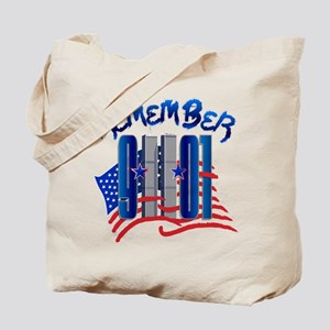 Remember 9/11 - Twin Towers Tote Bag