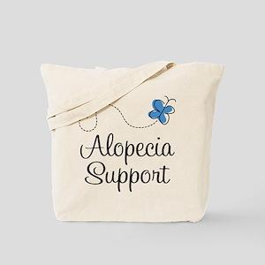 Alopecia Support Tote Bag