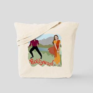 Singing Bollywood Tote Bag