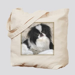 Deluxe Japanese Chin Darling Tote Bag