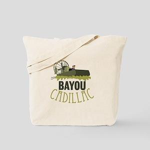 Bayou Cadillac Tote Bag