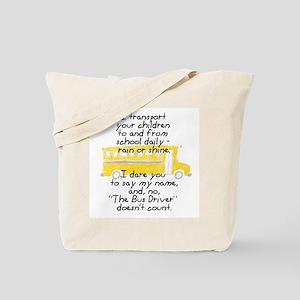 Dare You To Name Me Tote Bag