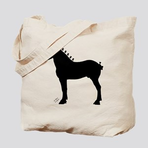 Icepick_lineart_silhouette_signed Tote Bag