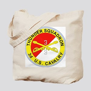 3-3D ARMORED CAVALRY REGIMENT Tote Bag