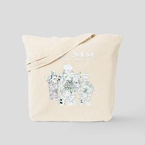 Hardcore Airsoft Tote Bag