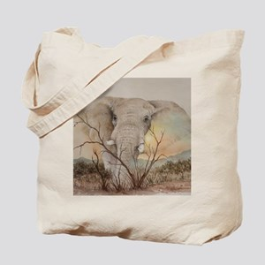 Ele Africa Tote Bag