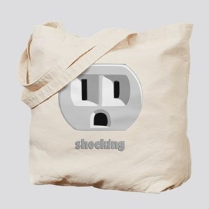 shockingDARK Tote Bag