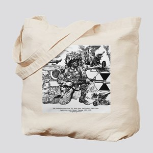 Small Lightfighter Poster Tote Bag